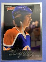 2000 Upper Deck Ultimate Victory #112 Wayne Gretzky - Gretzky Goes To Edmonton
