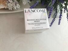 Sealed Lancome Bienfait Multi Vital Night Moisturizing Cream 50m/1.7oz New 2018