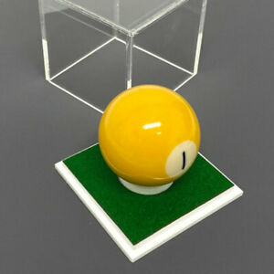 Premium Snooker Ball Display Case