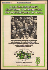 THE MUPPET SHOW__Original 1975 Trade AD / TV promo / poster__JIM HENSON__KERMIT