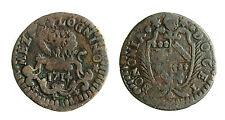 pcc1817_1) Bologna - CLEMENTE XI ( 1700-1721) Mezzo Bolognino 1714