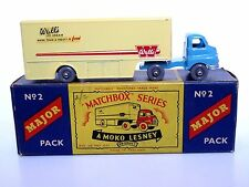 Matchbox Lesney M-2a Bedford Wall's Ice Cream Truck In 'B3' MOKO Box (VERY GC)