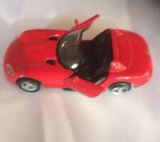 MAISTO DIECASTE DODGE VIPER RT/10 MODEL CAR SCALE 1/39