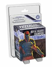 Star Wars Imperial Assault garde royale Champion Méchant Pack