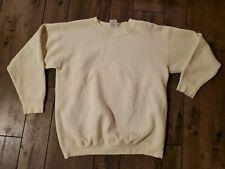 Polar Graphics Baby Yellow Comfy Cozy Sweatshirt Unisex Adult Large