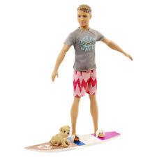 Ken surfeur et son chien
