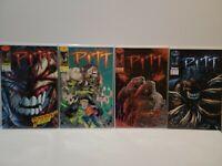 Pitt Collection #1, #2, #5, & #7, Image Comics