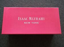 D08311614  Isaac Mizrahi New York Women's Gabriel 3 Dress Pump Ivory 7 M US