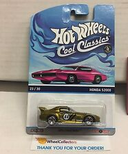 Honda S2000 * Hot Wheels Cool Classics Pink Otto Card * E2