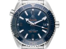 Omega Seamaster Planet Ocean 600 M Co-Axial Master Chronometer Stahl 40mm