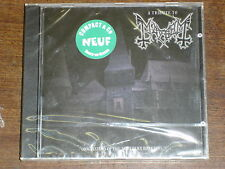 A tribute to MAYHEM Originators of the northern darkness CD NEUF