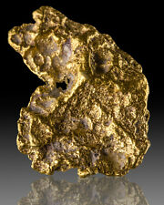 ".5"" 1.7g BrightShiny Yellow Placer GOLD NUGGET Gold Rush! American R CA for sale"