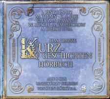 CD Das Große Kurzgeschichtenhörbuch   8CDs