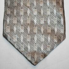 """NEW 63"""" Bruno Pirttelli Silk Neck Tie Light Green with Gold Pattern 1017"""