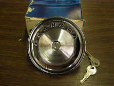 NOS 1975 Ford Granada Locking Gas Fuel Cap