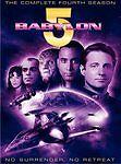 Babylon 5 - The Complete Fourth Season (DVD, 2004, 6-Disc Set)