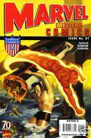 Marvel Mystery Comics 70th Anniversary Special #1 Comic