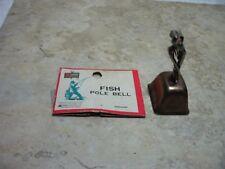 Vintage K-Mart Fish Pole Copper Bell