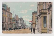 Inverness,Scotland,U.K.Ac ademy Street,Inverness-shire,c. 1909