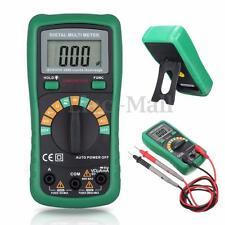 Digital MS8233D Pro Multimeter AC/DC Ammeter Resistance Capacitance LCD Tester