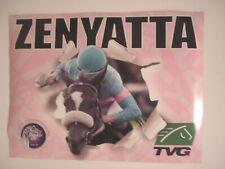 2010 - Breeders Cup @ Churchill Downs - ZENYATTA poster in MINT Condition