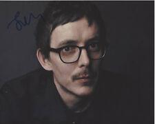 DIRECTOR JIM HOSKING SIGNED AUTHENTIC 'THE GREASY STRANGLER' 8X10 PHOTO B w/COA