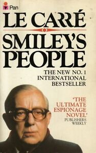 Smiley's People By John Le Carre. 9780330262729