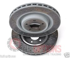 GENUINE Ford FPV BA BF FG 4 & 6 Piston BREMBO Front Disc Rotors (SET OF 2)