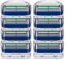 Gillette Fusion Manual Men's Razor Blade Refill Cartridges 8 Ct - BULK