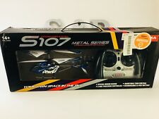 SYMA S107 Gyroscopes Systems Mini Helicopter Remote Control Metal Series