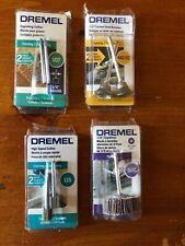 7 Dremel Bits 107 Engraving Cutter 442-02 Clean/Polish 115 Sculpture 502 Sanding