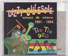Dizzy Gillespie-Sings &Plays cd album