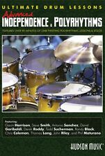 Advanced Independence and Polyrhythms Ultimate Drum Lessons DVD 000321300