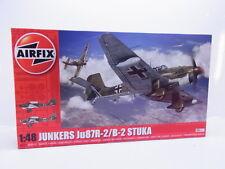 47334 | Airfix A07115 Junkers Ju87R-2/B-2 Stuka 1:48 Bausatz NEU in OVP