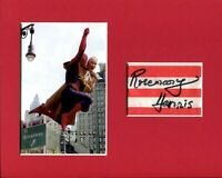 Rosemary Harris Spider-Man May Parker Rare Signed Autograph Photo Display