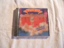 "Krokus ""Change of address"" 1995 cd BMG Records New Sealed"
