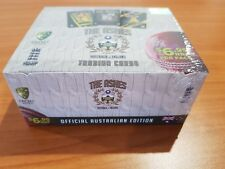2017/18 The Ashes Trading Cards (Tap N Play) Sealed Box (Australian Edition)