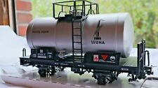 LGB 41406 Kesselwagen Güterwagen Anhänger Spur G Modelleisenbahn Neu in OVP