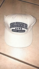 POKER PLAYER TEXAS HOLD'EM CREAM HAT W/ BUCKLE