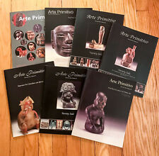 Arte Primitivo Auction Catalogs Ancient Egytian Art Pre Columbian Art Tribal Art