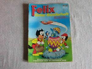 Felix Oster-Sonderheft Comic von 1973 Sammler Rarität - Bastei Verlag 68 Seiten
