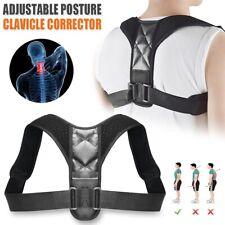 Haltungskorrektur Rückenbandage Rückenhalter Geradehalter Stabilisator Gürtel DE