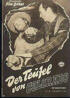 IFB 3293 | DER TEUFEL VON COLORADO | Barbara Stanwyck, Barry Sullivan