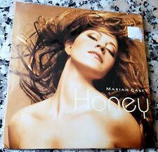 MARIAH CAREY HONEY #1 Hit BRAND NEW RARE 1997 CD Single Bad Boy Remix Mase & Lox