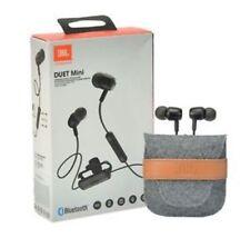 JBL Duet Mini Bluetooth Headphones Wireless In Ear Mic Blue And Black Pick Color