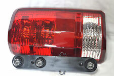 Fit 2007-2011 Dodge Nitro Rear Tail Light Lamp Passenger side R W/Light Bulbs
