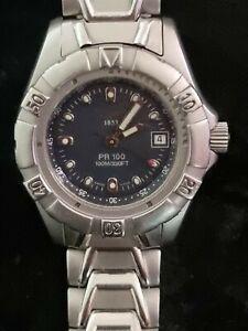Tissot PR100 Swiss Ladies Watch Spares Or Repair