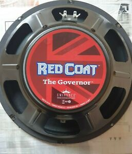 "Eminence Red Coat Governor 12"" Speaker 16ohm"