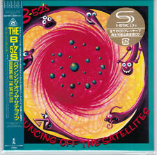 THE B-52's, BOUNCING OFF THE SATELLITES, LTD SHM-CD, JAPAN '17, UICY-78477 (NEW)