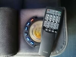YAMAHA OLDER CD PLAYER Remote control,  used, please read first